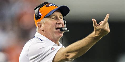 broncos couch john fox to have heart surgery broncos coach to miss