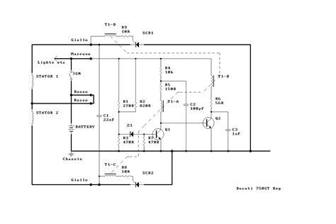 ducati roundcase bevel engine alternator conversion