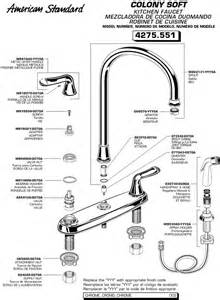 Kitchen Faucet Repair Parts 25 Best Ideas About Kitchen Faucet Parts On Pinterest