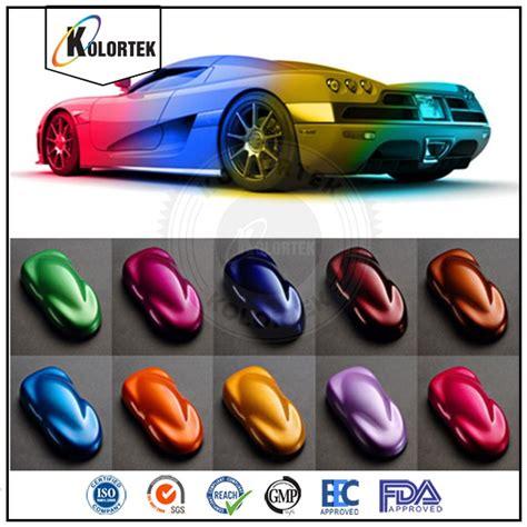 couleurs de peinture de voiture changement de couleur 233 l 233 on pigment pigment pour la