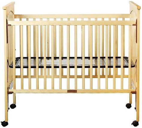 bassettbaby drop side crib recall