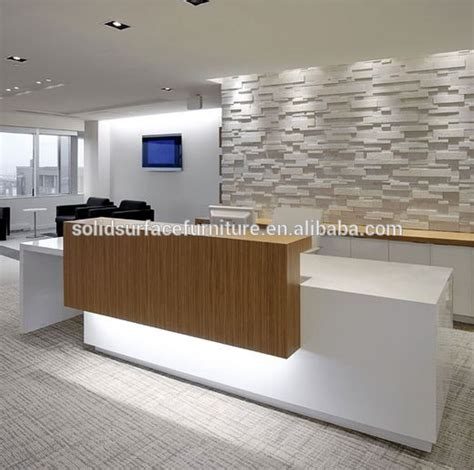 Modern Salon Reception Desk Custom Modern Salon Reception Desk Office Front Desk Counter Hotel Reception Counter