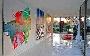 Home Artwork Decor Graffiti Interiors Home Art Murals And Decor Ideas