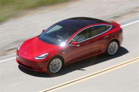 Tesla 3 Autobild by Tesla Model 3 Bmw M3 Rivalling Performance Version