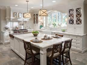 Kitchen Island With Table Seating | these 20 stylish kitchen island designs will have you