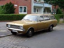 Opel C Opel Rekord Series C