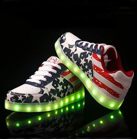 lade deco les chaussures lumineuses une tendance qui est l 224 de