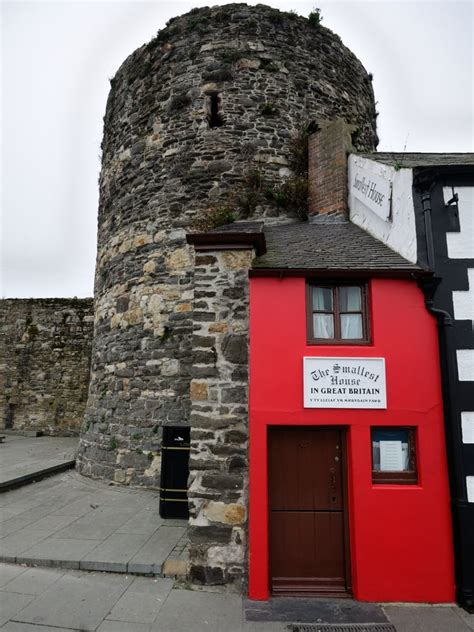 smallest house in britain the smallest house in great britain landmarks historic buildings conwy reviews