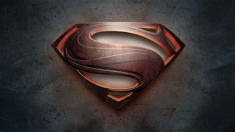 imagenes 4k superman man of steel superman logo hd 4k wallpaper hd wallpapers