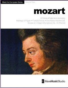 mozart biography easy mozart for kids biography lessons plans and sheet music