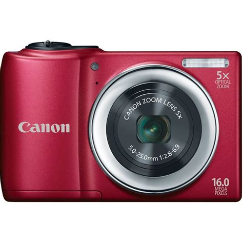 Dslr Kamera Canon the best shopping for you canon powershot a810 16 0 mp digital