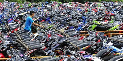 Kunci Motor Sidik Jari kunci motor tertinggal ratusan pemudik gratis kemenhub tertahan merdeka