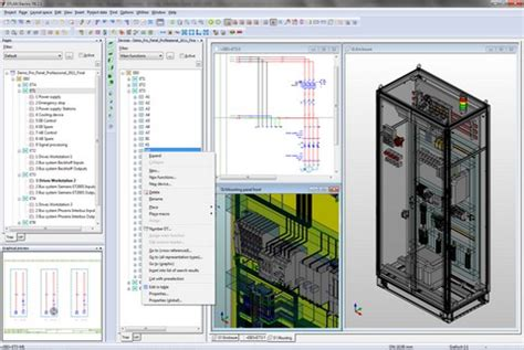 eplan com eplan software service cae creates single fluid motion