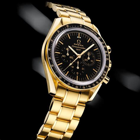 Omega Speedmaster Professional   George Clooney   Money Monster   Watch ID