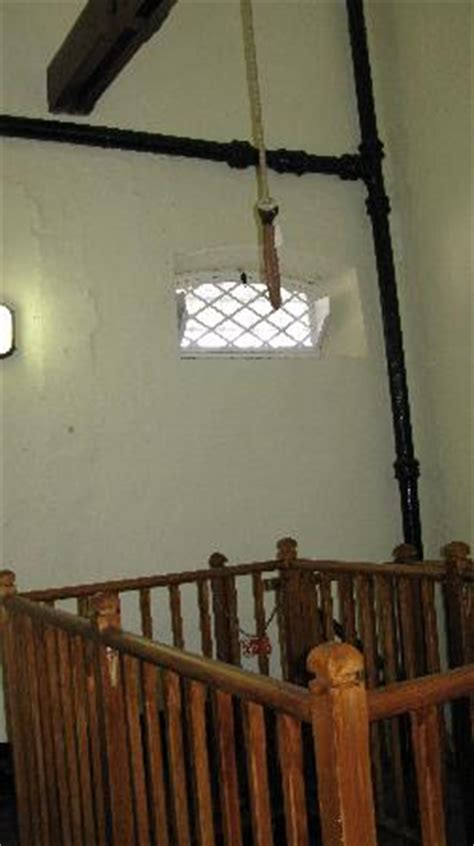 execution room the reception picture of crumlin road gaol belfast tripadvisor
