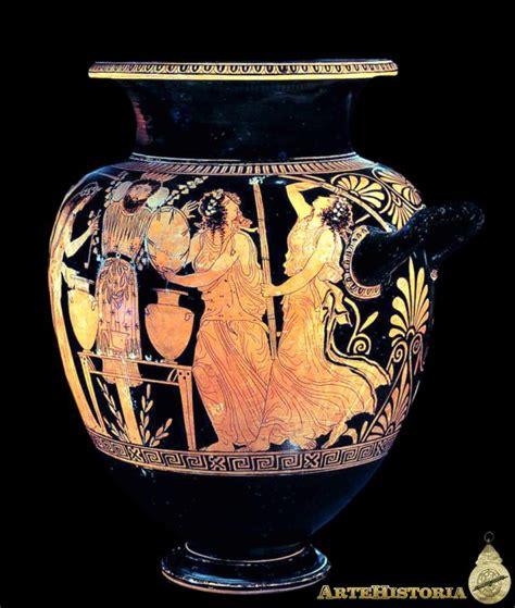 vaso attico vaso 225 tico con escenas de dionisos obra artehistoria v2
