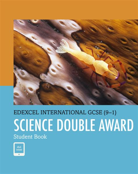 edexcel international gcse 9 1 science double award student book print and ebook bundlephilip