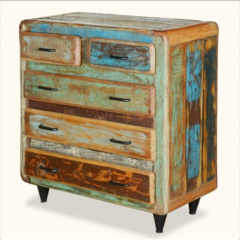 Painted Bedroom Dressers Appalachian Rustic Painted Reclaimed Wood Furniture Bedroom Dresser Eclectic Dressers