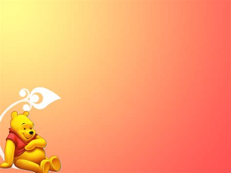 winnie the pooh template free premium powerpoint templates