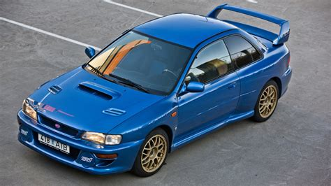 Subaru 22b For Sale by A Holy Grail Subaru Impreza 22b Sti Is Up For Sale