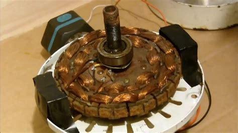 Ceiling Fan Generator by