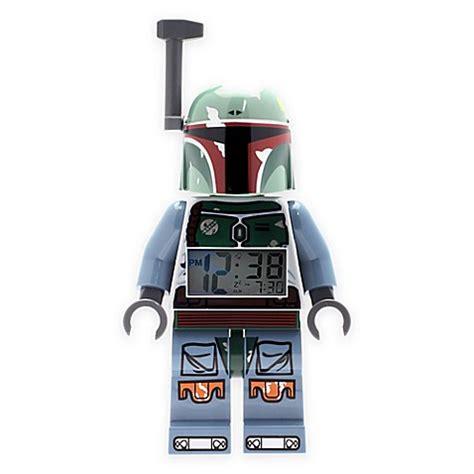 Lego Mini Figure Alarm Clock Boba Fett lego 174 wars 174 boba fett minifigure alarm clock bed