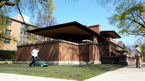 Robie House by 10 Of Frank Lloyd Wright S Greatest Buildings Co Design