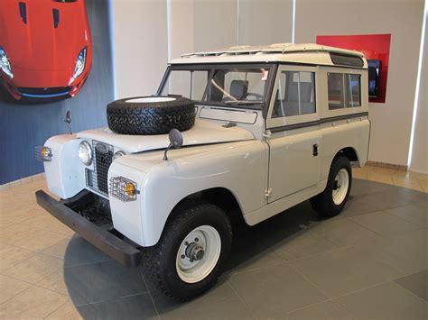 1962 land rover defender series ll sold jlr classics