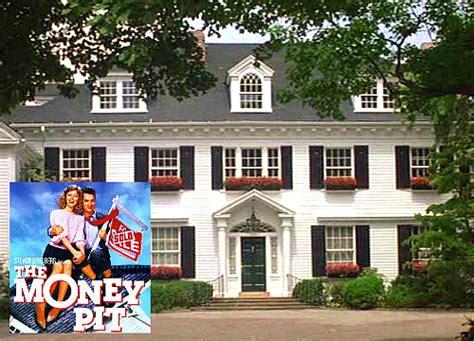 tom hanks house the money pit tom hanks shelley long s fixer upper hooked on houses