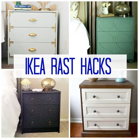 furniture hacks decorating cents ikea rast hacks