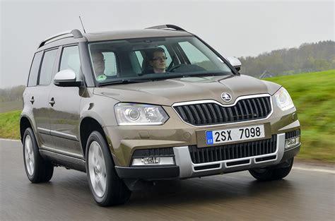 skoda yeti 2018 2018 skoda yeti to become more conventional suv autocar