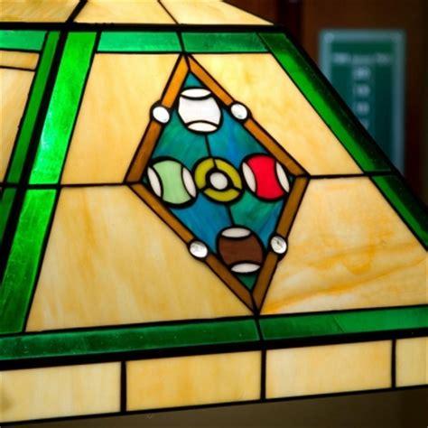 stained glass pool table light billard pool table l stained glass 2 light