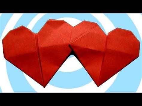 tutorial origami ketupat tutorial kertas origami hati ini pasti bikin doi melting