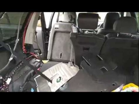volvo xc executive subwoofer installation odyssey  focal  amp youtube