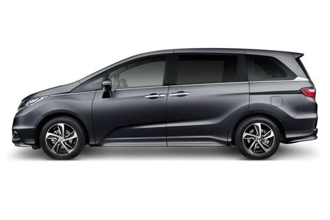honda odyssey model change honda odyssey honda lightly tweaks odyssey and jazz goauto