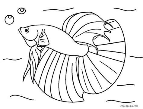 coloring pages of saltwater fish fish coloring worksheet pencari co