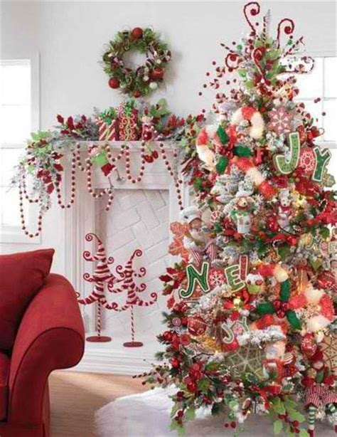 Trees Decorations Ideas by 37 Inspiring Tree Decorating Ideas Decoholic
