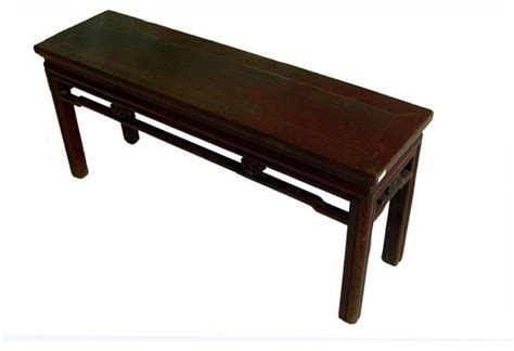 asian bench antique chinese bench asian indoor benches other