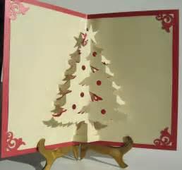 tree handmade card ideas