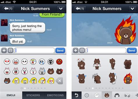 App Stickers Why Are Messaging Apps Selling Stickers