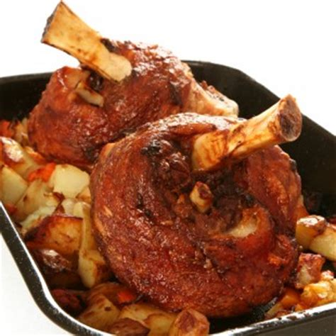 Oven Hock munch ado about nothing great pork hock recipes from
