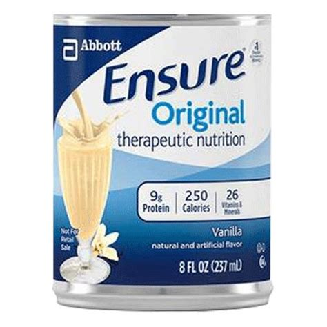 Ensure Vanilla 1000 Gram abbott ensure original nutritional drink nutritional drink