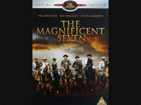 theme song magnificent seven the magnificent seven theme elmer bernstein youtube