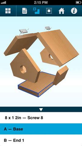 woodworking design app myplan woodworking plans app
