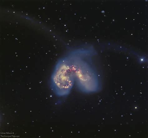 antennae galaxies facts  kids planets  kids