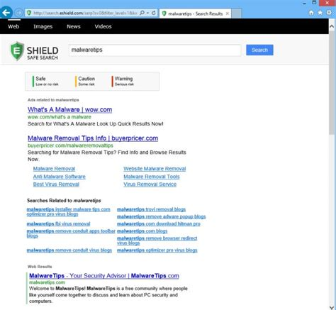 Okay Search How To Remove Shield Safe Search Redirect Virus Removal Guide