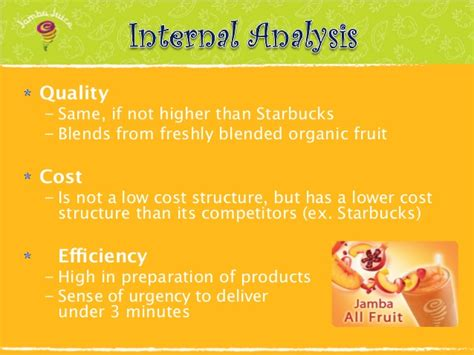 Low Cost Mba Programs In California by Jamba Juice Analysis And Expansion Project Power Point