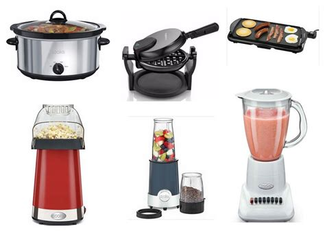 black friday kitchen appliances jcpenney small kitchen appliances as low as 4 06 reg