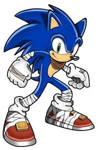 sonic hedgehog cartoonbros