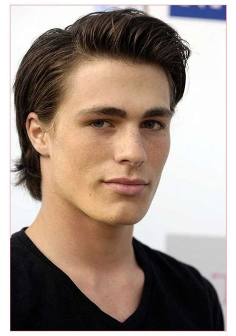 Mens Medium Hairstyles by Medium Length Mens Hairstyles Plus Medium Mens